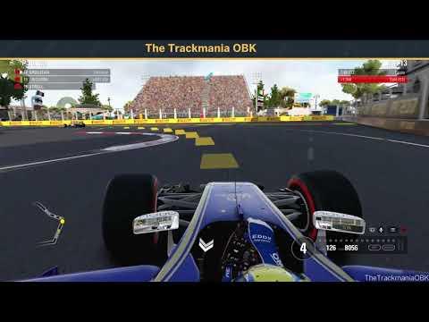 F1 2017 - Baku 25% - Erricson [HD]