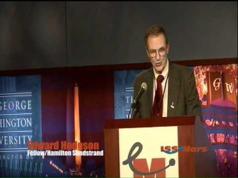 2011 ExploreMars ISS & Mars conference - Washington D.C. - Panel 2 - Edward Hodgson