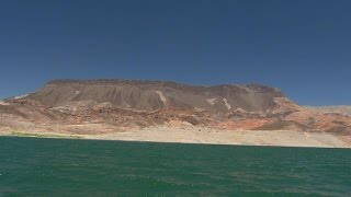 West Coast drought reveals surprises beneath Lake Mead