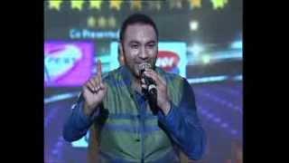 AAKDAN (LIVE) - LAKHWINDER WADALI live in GRAND FINALE of VOCE OF PUNJAB SEASON 4