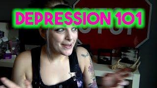 Depression 101: LiLBatRant ONE