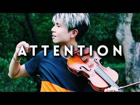 Charlie Puth - ATTENTION VIOLIN COVER