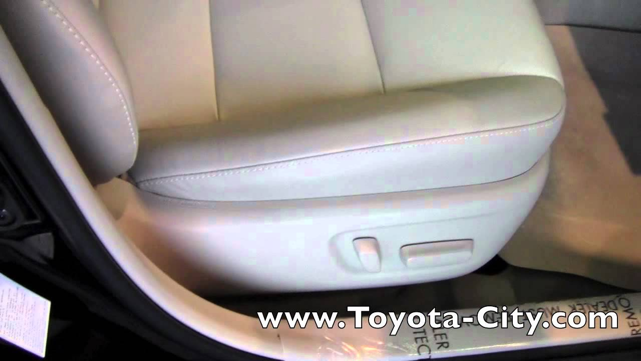 Toyota Camry: SRS airbag system components