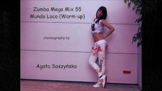 Zumba Mega Mix 55 (Warm-up) - Mundo Loco - Agata Soszyńska