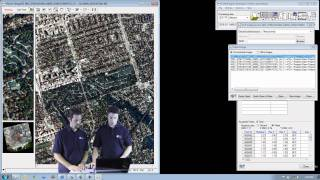 Automation in Geomatica 2012 - Workflows for Image Pre-processing
