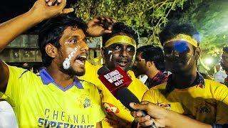 IPL போராட்டம் பற்றி ஒரு விவசாயின் மகன்! | CSK vs KKR | IPL 2018