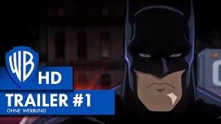 BATMAN: ASSAULT ON ARKHAM - Trailer Deutsch HD German
