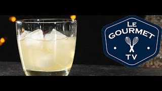 Classic Whisky Sour Cocktail - Legourmettv
