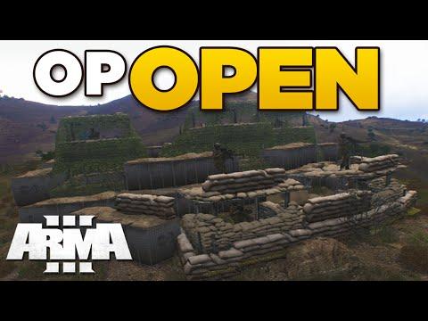 ZEUS - OPERATION OPEN | ARMA 3 [ARES, Blastcore Phoenix, JSRS Dragonfyre]