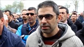 TÜPRAŞ İZMİT RAFİNERİ İŞÇİLERİ  ''TEMEL KAZANIMLARIMIZDAN ASLA VAZGEÇMEYİZ''