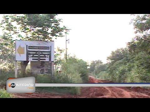 Estradas rurais da região estão deterioradas por falta de manutenção