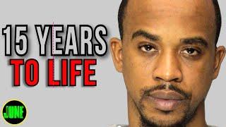 Kifano 'Shotti' Jordan... Was Sentenced To 15 Years In Federal Prison.