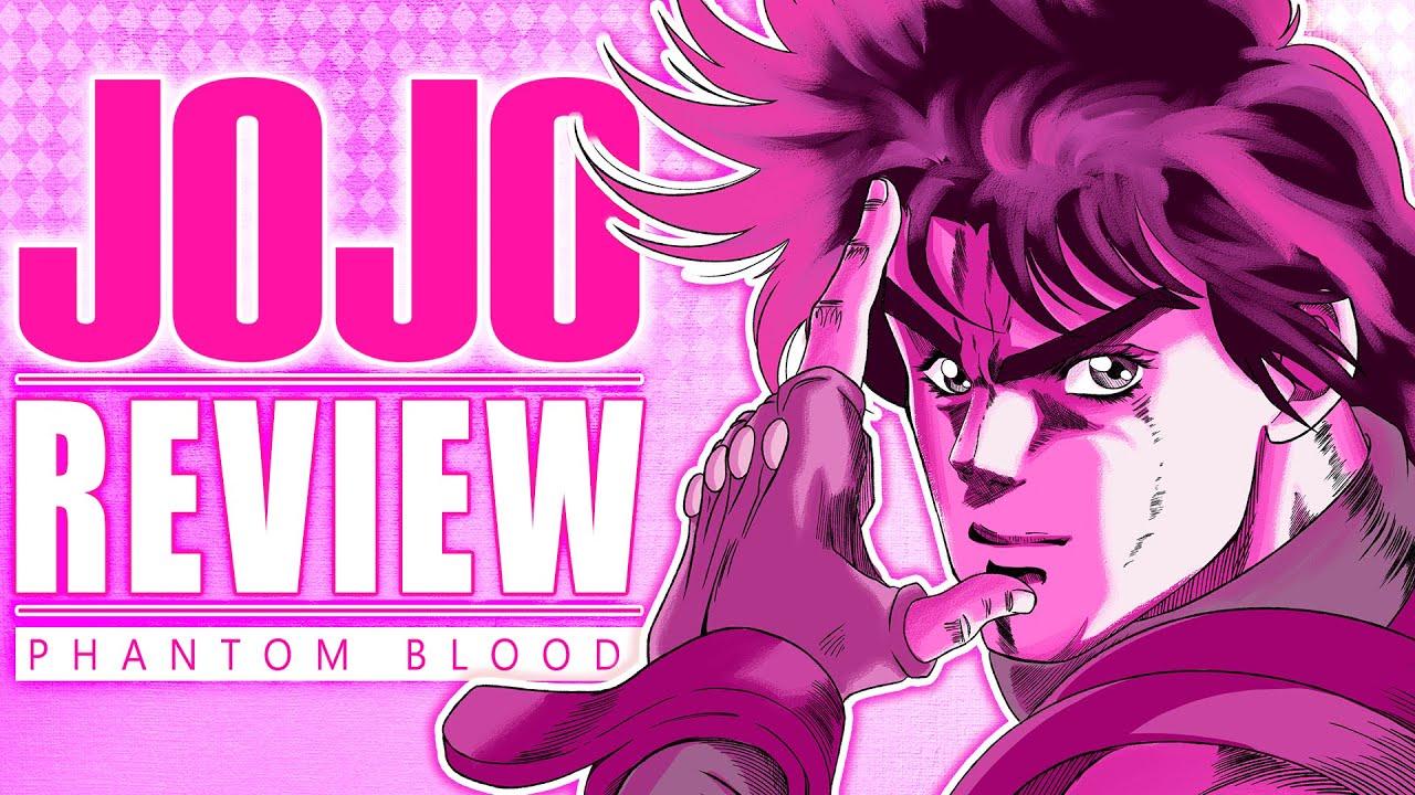 JoJo's Bizarre Adventure REVIEW (Part 1): Phantom Blood