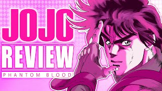 JoJo's Bizarre Adventure REVIEW (Part 1): Phantom Blood