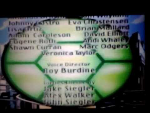 Teenage Mutant Ninja Turtles: Fast Forward - (2006-2007) End Credits PlayTube (2000's sitcoms)