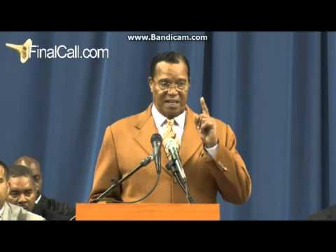 If Obama Wins, Farrakhan warns of post election violence by angry Whites