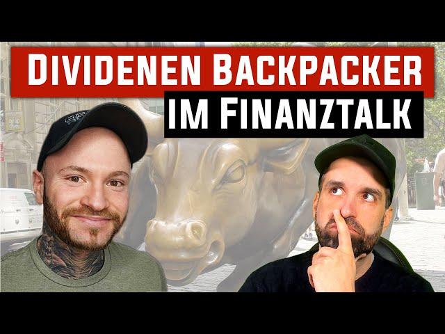 Finanztalk mit @Dividenden Backpacker  - Anlagestrategien & Ziele