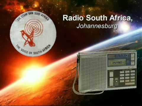 "RADIO INTERVAL SIGNALS - ""Radio South Africa"" (old)"