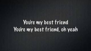 My Best Friend~Tim McGraw Lyrics