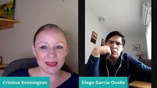 """""""¿La depresión tiene cura?"""" con Diego García Ovalle y Cristina Kennington"""