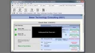 Payroll Audit System