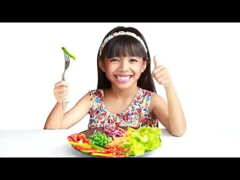 Child Nutrition: Helping child develop healthy eating habits