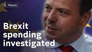 Arron Banks: Brexit spending investigated by National Crime Agency