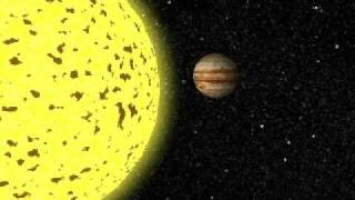 Solar System Rotation