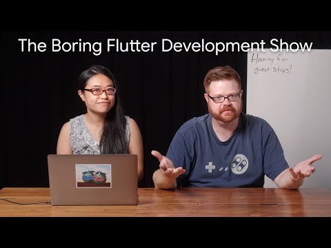 Create A Glitter Animation in Flutter (The Boring Flutter Development Show, Ep. 27)