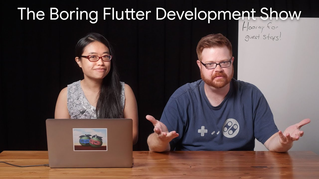 Create A Glitter Animation in Flutter (The Boring Flutter Development Show, Ep. 26)