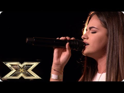 Gaia Cauchi has The X Factor!   Auditions Week 4   The X Factor UK 2018