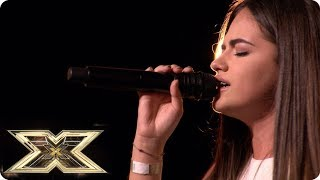 Gaia Cauchi has The X Factor! | Auditions Week 4 | The X Factor UK 2018