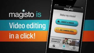 Magisto - Magical Video Editor for iPhone