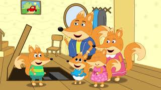 Fox Family and Friends cartoons for kids new season The Fox cartoon full episode #482