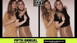 Photo booth rental NYC / Shake And Share Media New York City / Museum Of City Of New York
