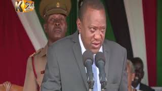 Uhuru launches NHIF health scheme for Secondary school pupils