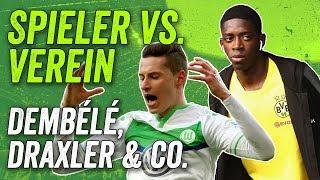 Dembélé vs. BVB - Wenn sich Spieler gegen den Verein wenden