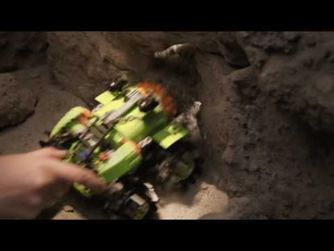 LEGO - Power Miners - Thunder Driller Commercial