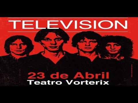 TELEVISION - Vivo Argentina 23-04-2013 (Teatro Vorterix)