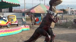 el dinosaurio se escapa #ManiAventura /Manito y Maskarin thumbnail