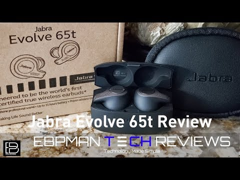 Jabra Evolve 65 Uc Review Supports Enterprise Solutions Like Avaya Skype Cisco And More Youtube