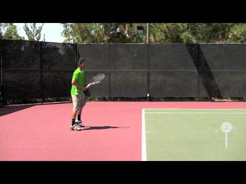 Effortless Power - Lock and Roll Tennis - YouTube