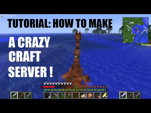 Full download how to get crazy craft 3 0 mac or windows for Crazy craft free download