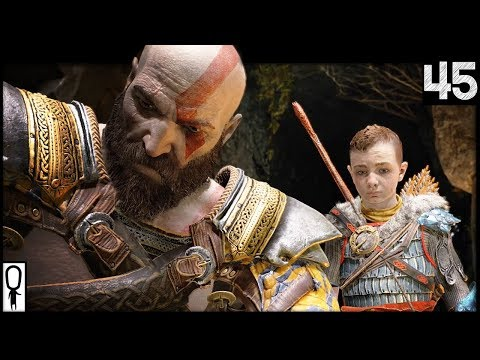 HAIL TO THE KING - God of War - Part 45 - Gameplay Let's Play Walkthrough 2018
