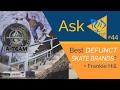 #AskRadRat (44) - Best Defunct Skate Brand? | Frankie Hill