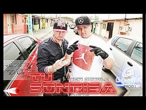 "SonMc ""TheNewTalent"" & Di-One ""El Capo"" - TU SONRISA"