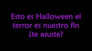 El Extraño Mundo De Jack ~esto Es Halloween~[con Letra]