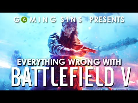 Everything Wrong With Battlefield 5 In 12 Minutes Or Less | GamingSins