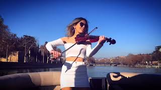Chris Brown - Undecided  - Violin Cover By Tiko Barabadze