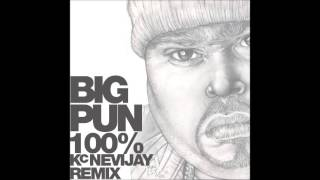 Big Pun - 100% (Kc Nevijay Remix)